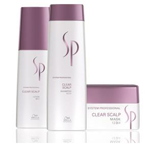 Produkty Wella Professionals SP Clear Scalp na Zamondo.pl