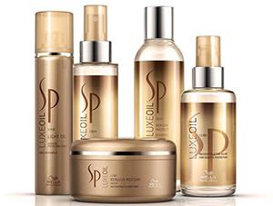 Produkty Wella Professionals SP Luxe Oil na Zamondo.pl