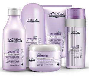 Produkty L'Oréal Professionnel Série Expert Liss Unlimited na Zamondo.pl