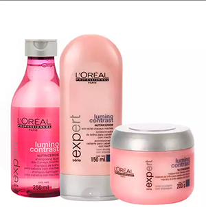 Produkty L'Oréal Professionnel Série Expert Lumino Contrast na Zamondo.pl