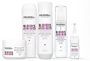 Produkty Goldwell DualSenses Blondes and Highlights na Zamondo.pl
