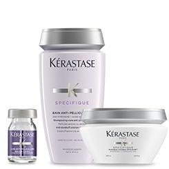 Produkty Kerastase Specifique Anti-Pecullaire na Zamondo.pl