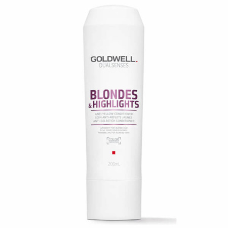 Goldwell DLS Blondes & Highlights Odżywka blond 200ml