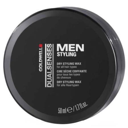 Goldwell DLS For Men Dry Styling Wax Suchy wosk 50ml