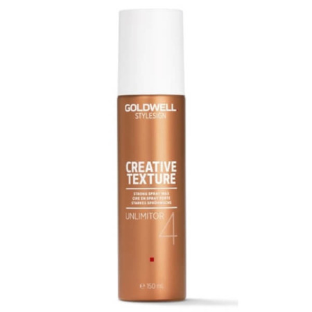 Goldwell Unlimitor Wax Spray Wosk w spray'u 150ml