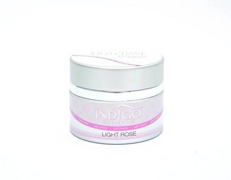 Indigo Easy Shape Light Rose Żel budujący 30ml