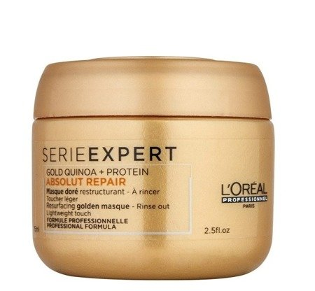 Loreal Absolut GOLD Maska Regeneruje 75ml