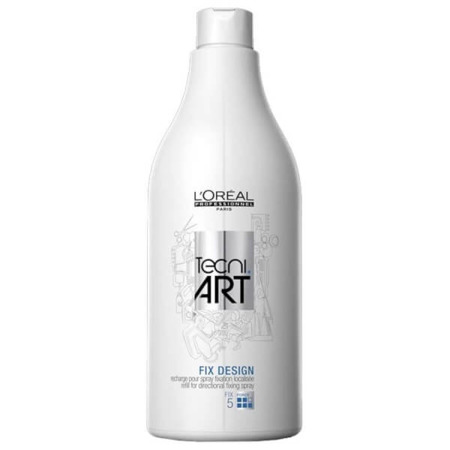 Loreal Fix Design Spray do utrwalania 750ml