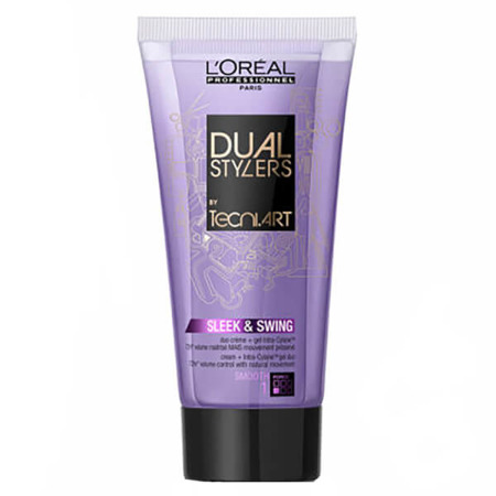 Loreal Sleek and Swing Krem żel wygładzający 150ml