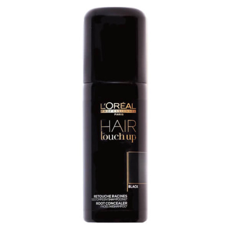 Loreal Touch Up Black Korektor czarny 75ml